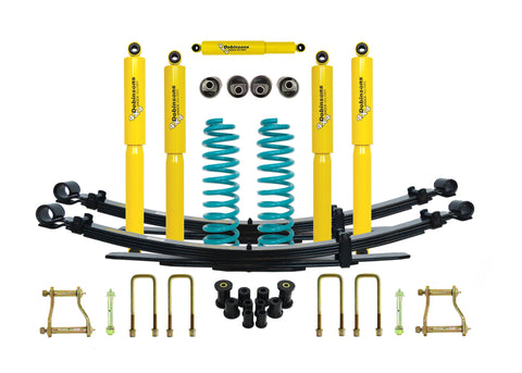 "Dobinsons 4x4 1.5""-2.0"" Suspension Kit Landcruiser 76 Series - FZJ76, HZJ76, VDJ76 04/2007 on"