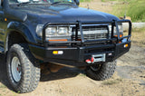Dobinsons Classic Black Front Bullbar for Toyota Land Cruiser 80 Series (BU59-3518)