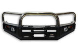 Dobinsons 4x4 Stainless Loop Deluxe Bullbar for Toyota Land Cruiser 150 2009 to 2013 Only (Initial Release Models)(BU59-3662)