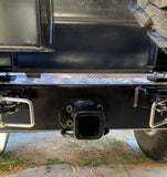 Dobinsons Rear Bumper With Swing Outs for Toyota Landcruiser 80 Series (BW80-4134)