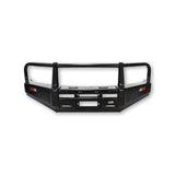 Dobinsons 4x4 Classic Black Bullbar for Toyota Land Cruiser 76 78 79 Series 2007 to 2018 (BU59-3506)
