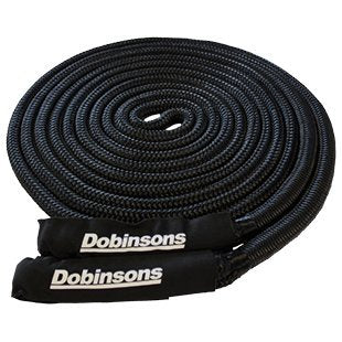 Dobinsons 4x4 Kinetic Snatch Tow Recovery Rope 19,000 LBS (8,600 KG) 30FT(SS80-3844)
