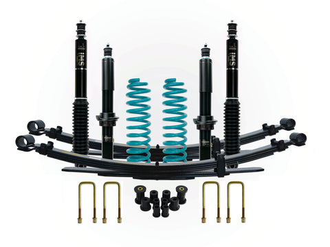 "Dobinsons 1"" IMS Suspension Kit for 2015 up Mitsubishi Triton MQ"