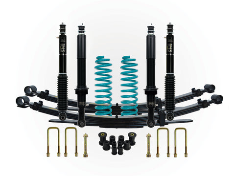 "Dobinsons 1.5""-3.5"" IMS Suspension Kit for 2012 and Up Isuzu DMax"