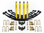 Dobinsons 4x4 Full Suspension Kit for Toyota Landcruiser 70 Series - HZJ70, HZJ73, PZJ70, PZJ73 1990 to 1999