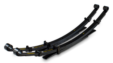 Dobinsons Rear Leaf Springs Pair for Volkswagen Amarok 2005 to 2019 (L63-033-R)