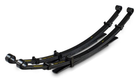 Dobinsons Leaf Spring Pair FOR TOYOTA LAND CRUISER 78/79 series 1999-On(TOY-082-R)