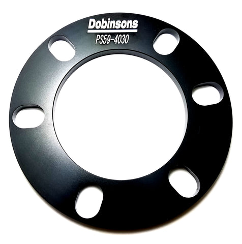 "Dobinsons Alloy Strut Top Mount Spacer 1/4"" for 4Runner, Tacoma, FJ, Hilux, GX, Prado(PS59-4030)"