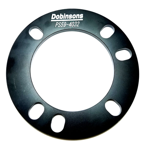 "Dobinsons 1/4"" Alloy Strut Top Mount Spacer for Land Cruiser 200 Series, Tundra, Sequoia(PS59-4032)"