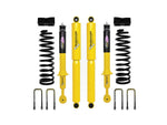 "Dobinsons 4x4 2.0"" -3.0"" Suspension Kit for Toyota Tundra 2007 to 2021 Double Cab 4x4 V8 With Quick Ride Rear"