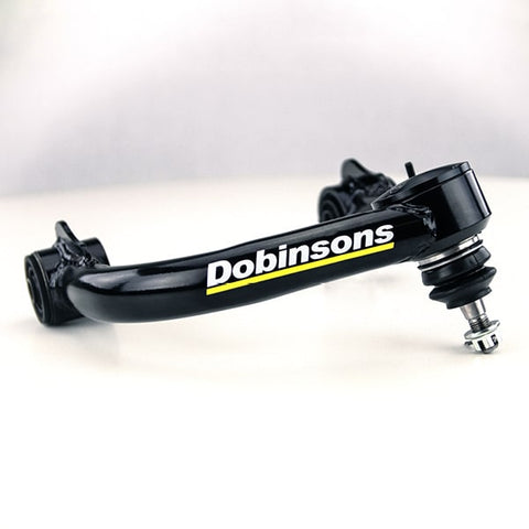 Dobinsons Front Upper Control Arm Kit (UCA's) for Toyota Tacoma (2005-20), Hilux (2005-20) and Fortuner (2005-20)(UCA59-003K)