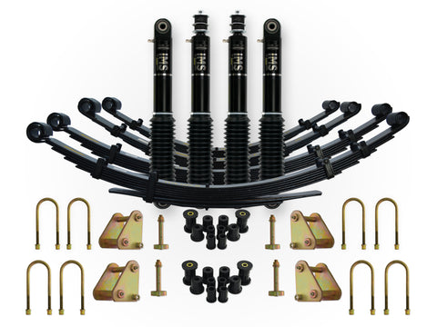 Dobinsons 4x4 Full IMS Suspension Kit for Toyota Landcruiser 70 Series - FJ/BJ 70, BJ71, FJ/BJ 73, FJ/BJ 74 1985 to 12/1989