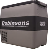 Dobinsons 4x4 50L 12V Portable Fridge Freezer with FREE cover