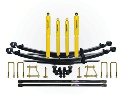 Dobinsons 4x4 Full Suspension Kit for Toyota Hilux : LN107 SR5, LN108, RN106 - : 09/1991 to 2005