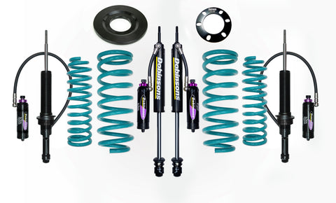 "Dobinsons 1"" to 3.5"" MRR 3-Way Adjustable Lift Kit Lexus GX460 2010-2020 (KDSS)"