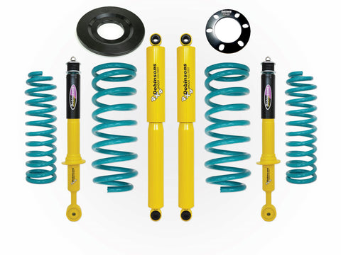 "Dobinsons 1"" to 3.5"" Lift Kit for Toyota 4Runner 2010-19 - W/KDSS"