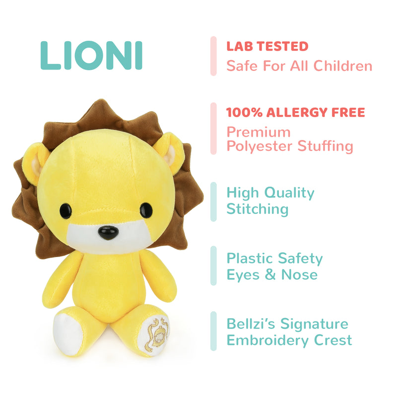 Lioni the Lion (Sitting)