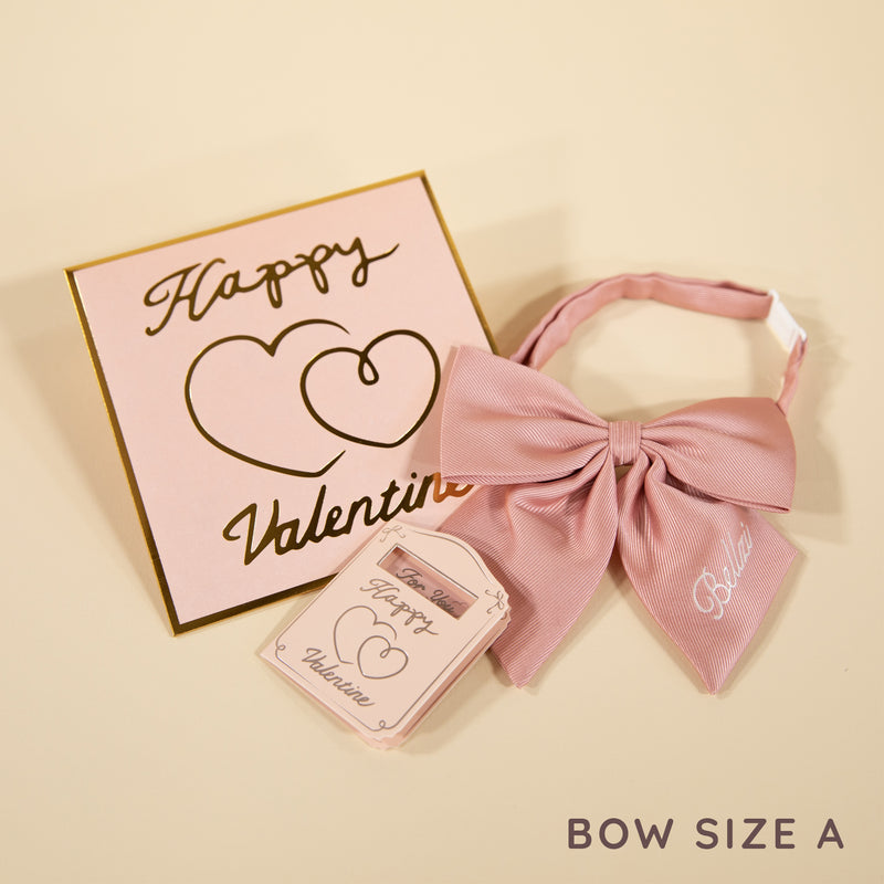 Valentine Bow - Regular Size A