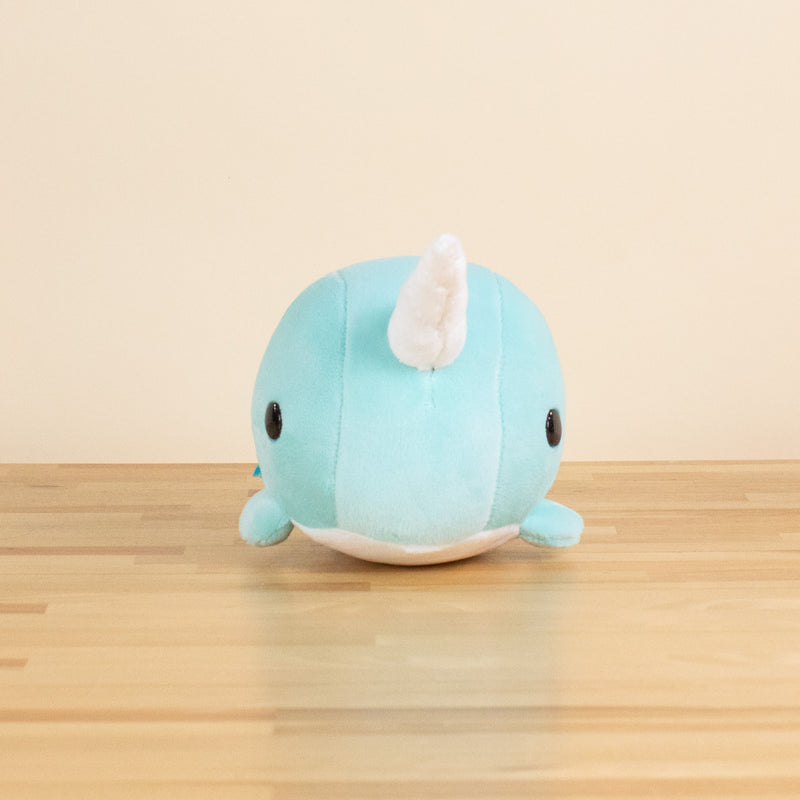 Narwhali the Narwhal (Teal)