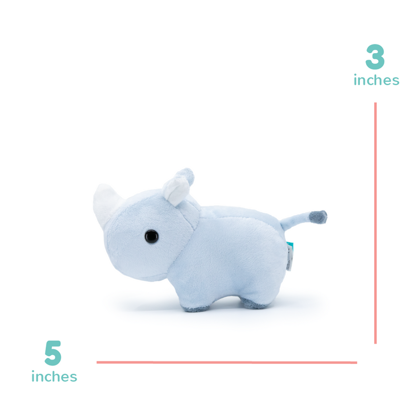 Mini Rhini the Rhino