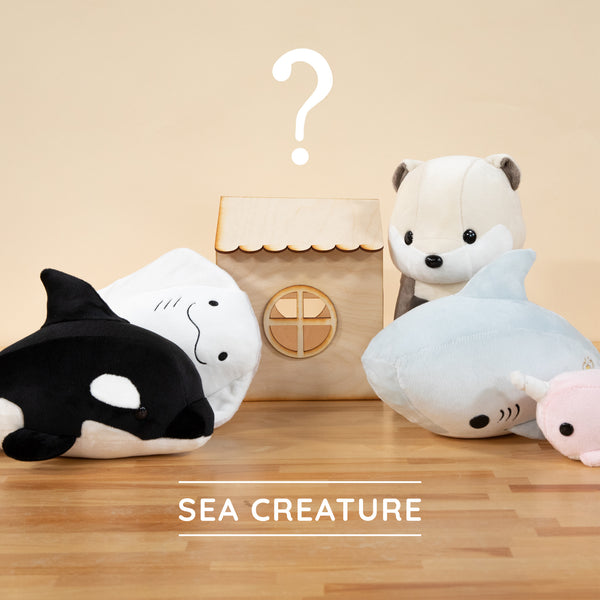 Sea Creature Plushies Mystery Bag
