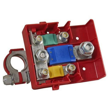 0100011 MegaVal + MidiVal Battery Mounted Fuse Holder
