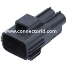 CID1021-6.3-11 Equivalent to Ford JU5T-14A624-YA Ford Super Duty End of Frame Rall Connector