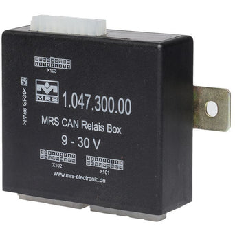 1.047.300.00 CAN Relay Box, High Speed, 9-30 V