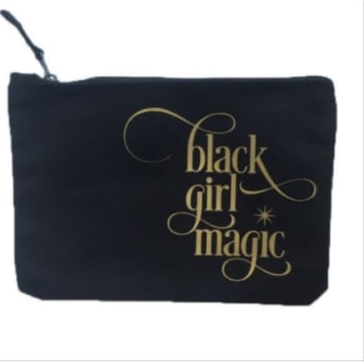 Effie's Paper - Black Girl Magic Makeup Bag