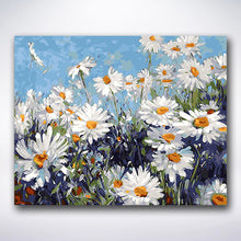 Load image into Gallery viewer, Daisies In A Field - Paint by number