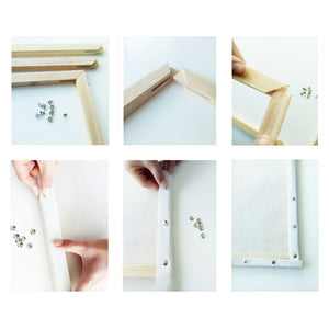 Sturdy diy wood frame assembly instruction