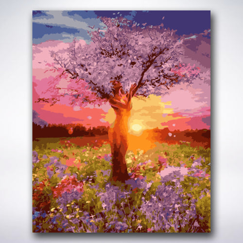 Tree Of Life - Paint by number