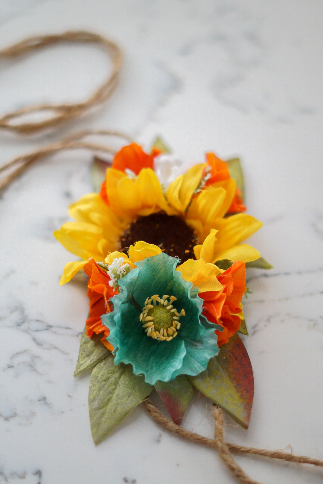 Poppy Sun  - Fits All (4 inch length)
