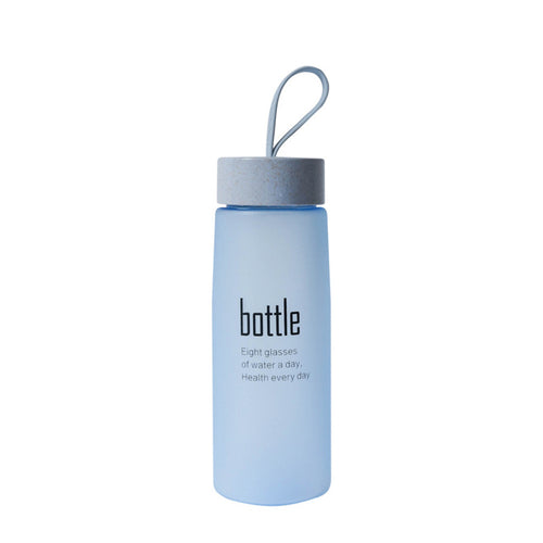 Frosted Water Bottle 520ML