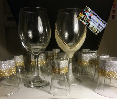 AYO Bridal Party Collection (14 Piece Set)