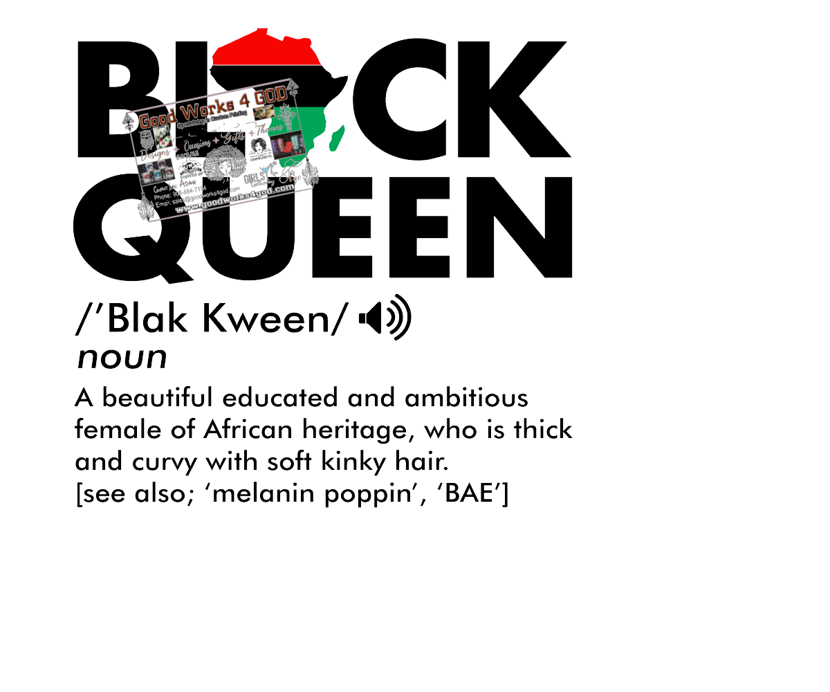 Black Queen means