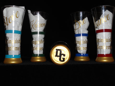 AYO Custom Pilsner Glass Sets