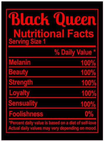 Black Queen Facts