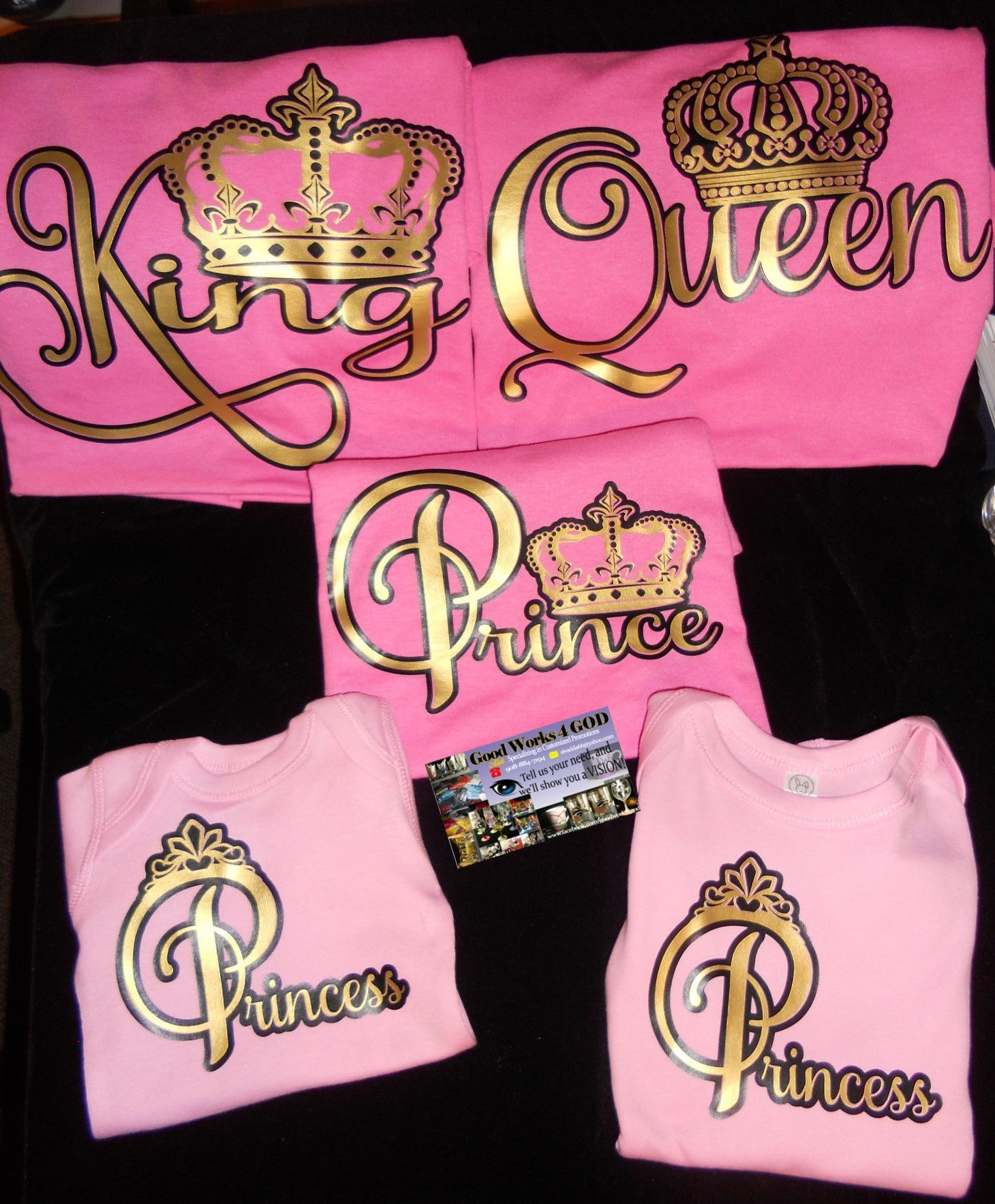 The Royal Family Package