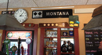 Double Black Diamond Sign | The Crew at the Bozeman Brewing Company