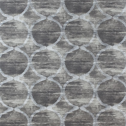 Watercolor Link Grey - Fabric