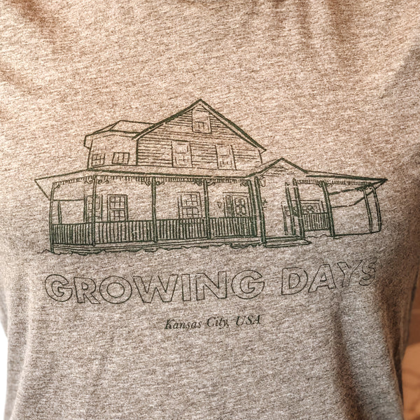 Limited Edition Growing Days Gardner T-Shirt