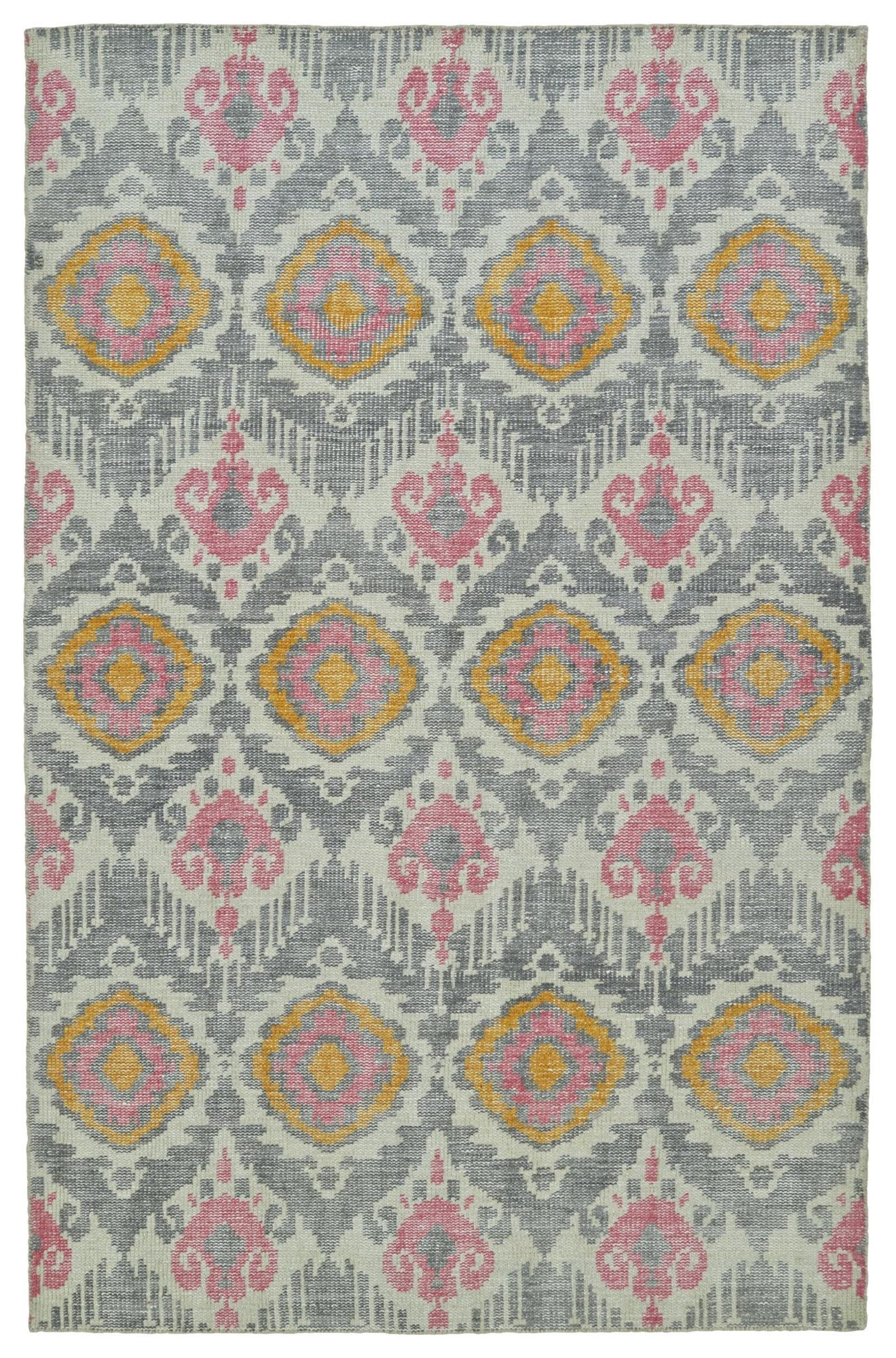 Bellview Relic - Knotted 100% Wool Rug