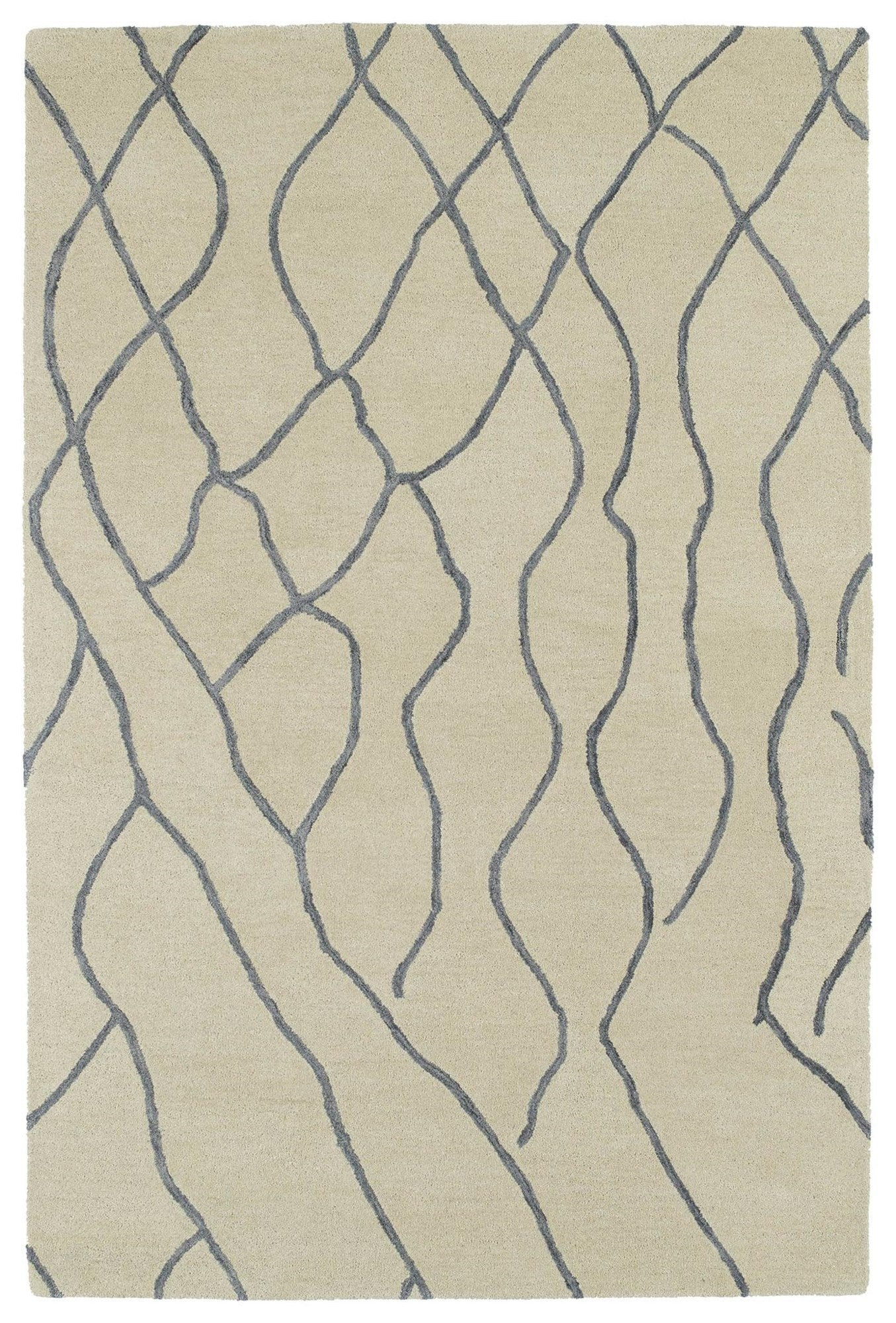 Calm Days - Hand-Tufted 100% Wool Rug