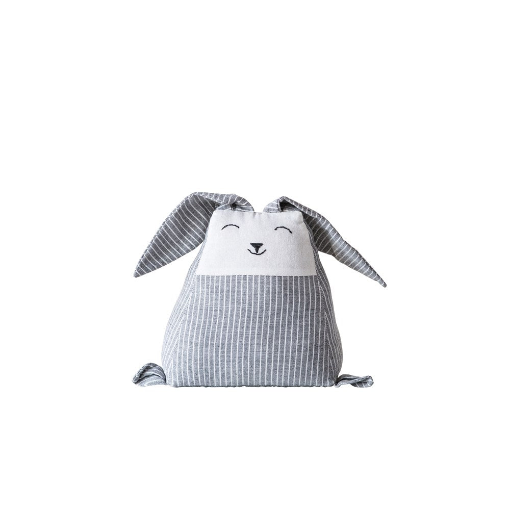 Cotton Bunny Doorstop