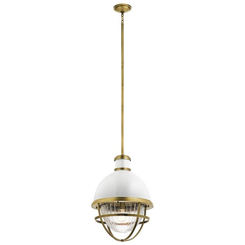 "Tollis 23.75"" 1 Light Foyer Pendant"