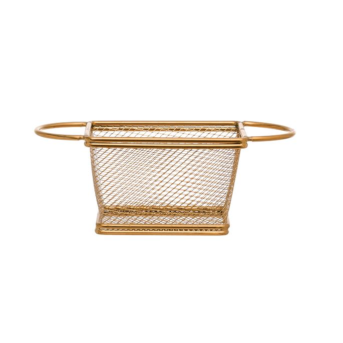 Mini Gold Basket