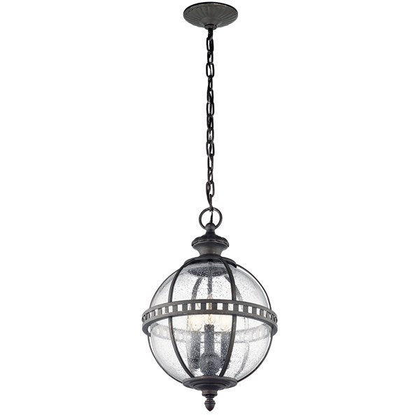 Halleron 3 Light Pendant