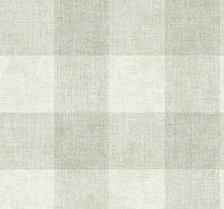 Bedroom Plaid  - Wallpaper 10.9 Yard Bolt
