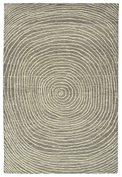Whimsical Day - Tufted 100% Wool Rug